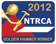 2012 Golden Hammer Award