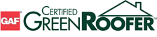 Certified Green Roofer