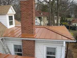 Standing Seam Roofing Should Top Building