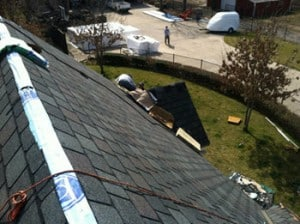 Residential Roofing Services Dallas TX