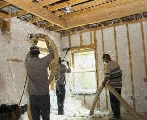 spray foam insulation in dallas, mckinney & fort worth