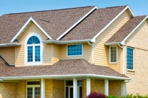 Spring Water Damage Roofs
