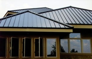 What Does a Coating Do For a Metal Roof?