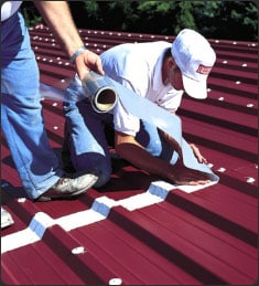 Metal Roof Coating for Improved Efficiency