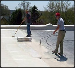 Roof Coating in Dallas, McKinney & Fort Worth