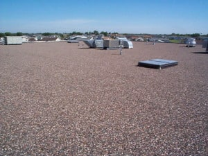 Built-Up Tar & Gravel Roofing Systems Dallas, McKinney & Fort Worth