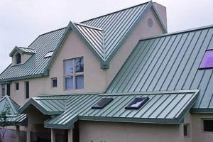 Different Type Metal Roofing