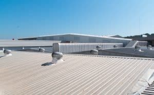 Commercial Metal Roofing Options